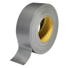 3M™ 389 Textilhordozós ragasztószalag, ezüst, 50 mm x 50 m, 7000111470
