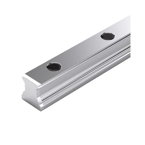 Bosch Rexroth Golyós Vezetősín műanyag zárókupakkal, 636 mm, R160530331