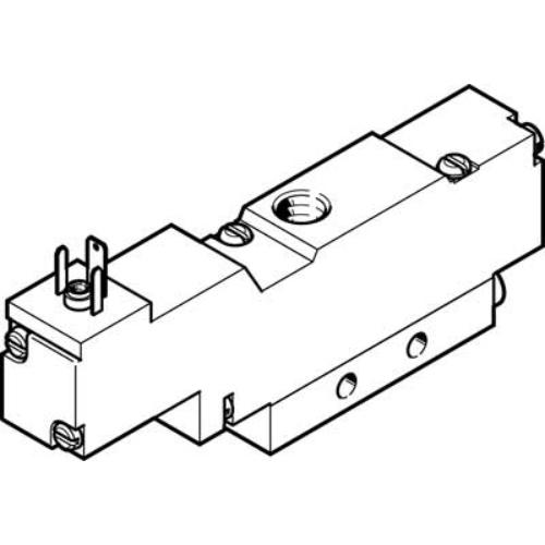 FESTO  MEBH-3/2-1/8-B-230AC mágnesszelep, 173084