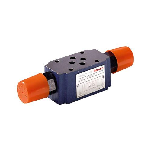 Bosch Rexroth kettős fojtó-visszacsapó szelep, R900505004