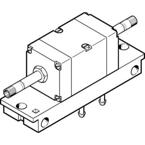 FESTO  JMFH-5-PK-3 mágnesszelep, 4447