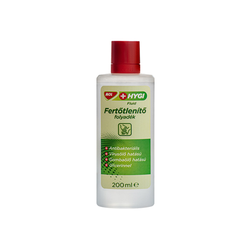 MOL Hygi Fluid 200 ml, 20 db/csomag