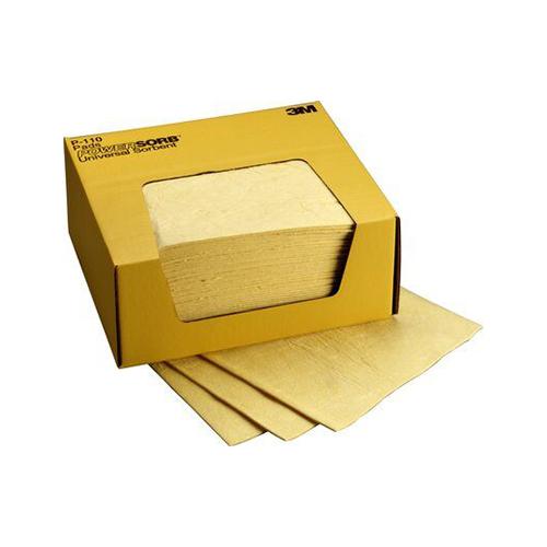 3M™ P-110 Vegyszer Szorbens Lapok, 200 lap/csomag, 7000088220