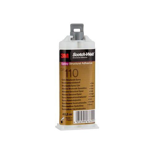 3M™ Scotch-Weld™ DP110 Epoxi Ragasztó, Szürke, 7100200487