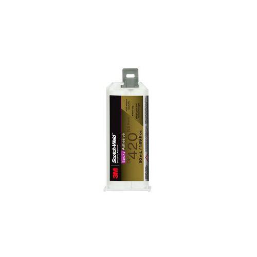 3M™ Scotch-Weld™ DP420NS Kétkomponensű Epoxi Ragasztó, fekete, 7100148758