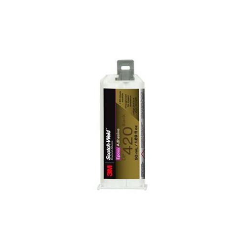 3M™ Scotch-Weld™ DP420 Kétkomponensű Epoxi Ragasztó, Fekete, 7100077148