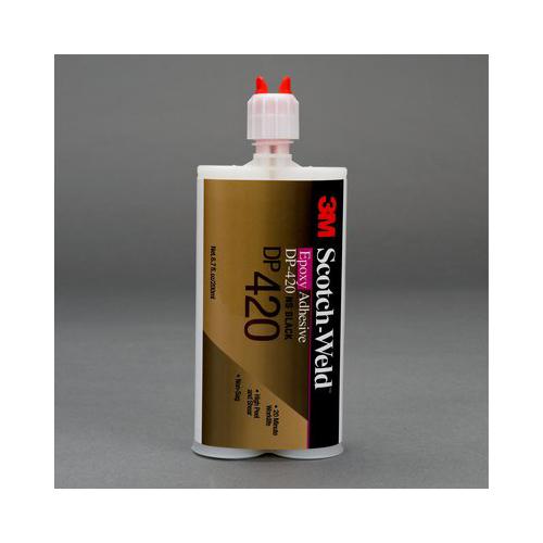 3M™ Scotch-Weld™ DP420NS epoxi ragasztó, fekete, 7100010680