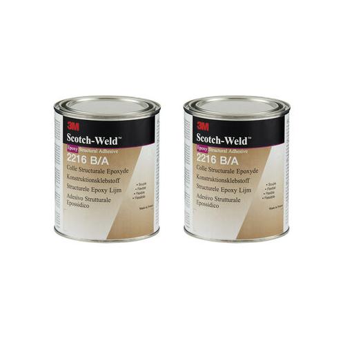 3M™ Scotch-Weld 2216 epoxi ragasztó, szürke, 7100141727
