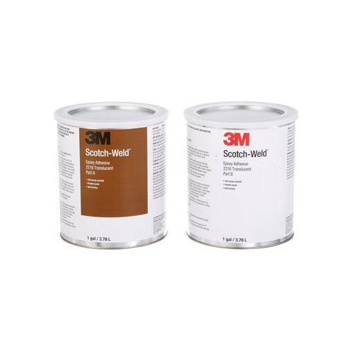 3M™ Scotch-Weld 2216 B/A epoxi ragasztó, szürke, 7100141986