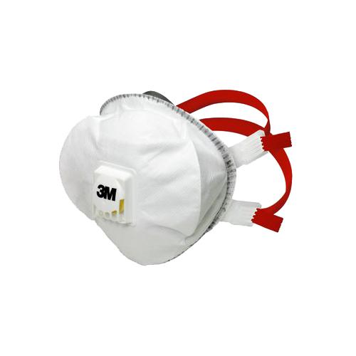 3M™ 8835+ részecskeszűrő félálarc, FFP3, szelepes, 3252 Ft/db, 5 db/csomag, 7100081542