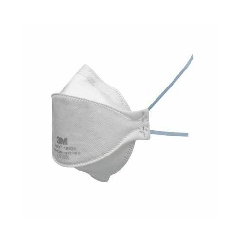 3M™  Aura™ FFP3 NR D Részecskeszűrő félálarc 120/case, 1862+, 950 Ft/db, 20 db/csomag, 7000088720