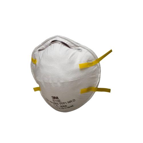 3M™ Aura™ 8710 részecskeszűrő félálarc, FFP1, szelep nélküli, 314 Ft/db, 20 db/csomag, 7000034734
