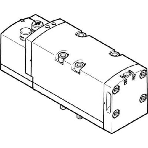 FESTO  VSVA-B-M52-AZD-D2-1T1L mágnesszelep, 560820