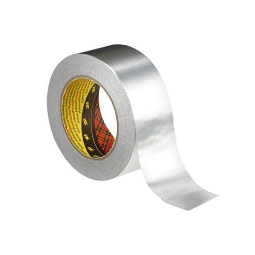 3M™ 1436F Alumínium Fóliaszalag, Ezüst, 50 mm x 50 m, 7000111971