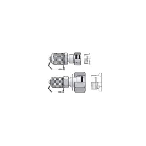 Parker Rácsavarható mérőcsavar M22x1,5-M16x2, VKA3/15-L