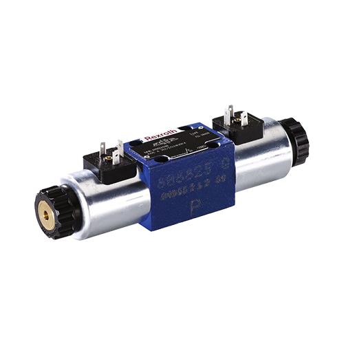 Bosch Rexroth Mágnessel vezérelt tolattyús útszelep, R900567512