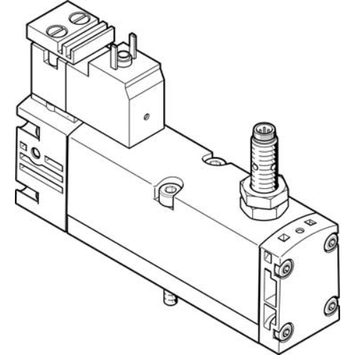 FESTO  VSVA-B-M52-MZ-A1-1C1-ANP mágnesszelep, 560745