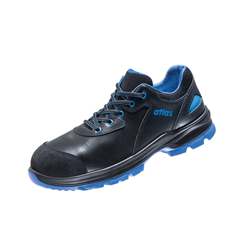 ATLAS SL 64 2.0 Blue ESD Bokacipő, 49200 S2, EN ISO 20345 S2 SRC