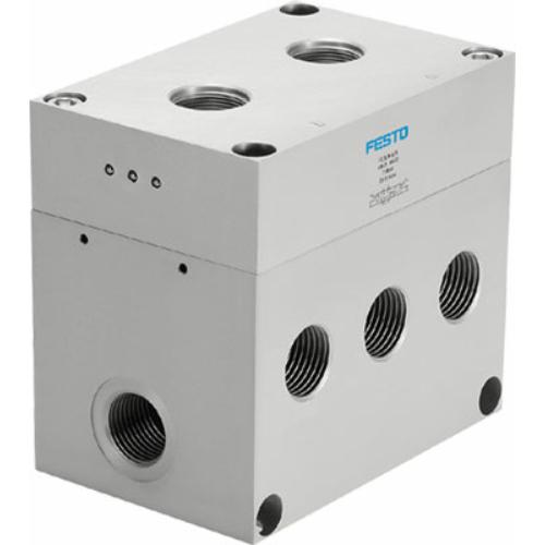 FESTO  LC-5/4-1/4 alapszelep test, 4690