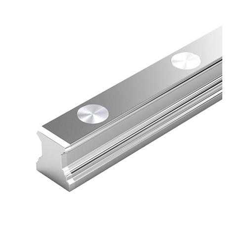 Bosch Rexroth Golyós Vezetősín acél szerelő furat lezárókkal, 1400 mm, R160645131