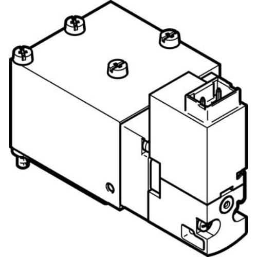 FESTO  VOVG-B12-M52Q-AH-F-1H3 mágnesszelep, 560714
