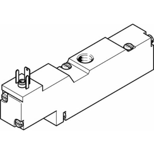 FESTO  MEBH-3/2-1/8-P-B mágnesszelep, 173000