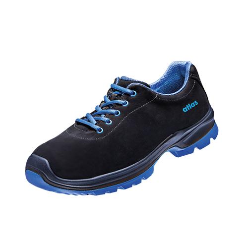 ATLAS SL 60  2.0 Blue ESD Bokacipő, 46500 S2, EN ISO 20345 S2 SRC